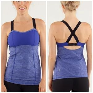 Lululemon Catch Me Bra Tank 6